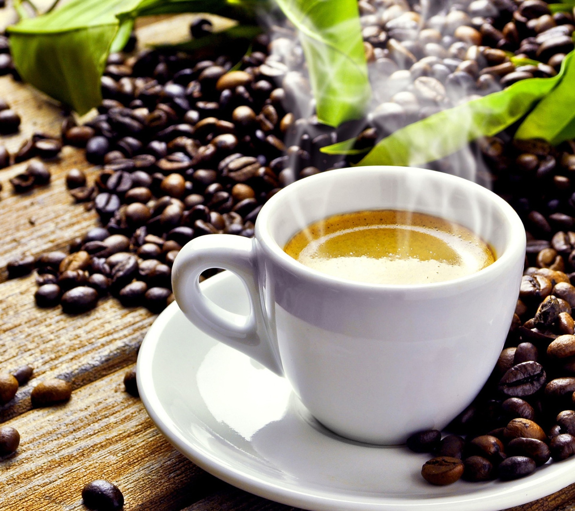 Morgen gratis koffie!